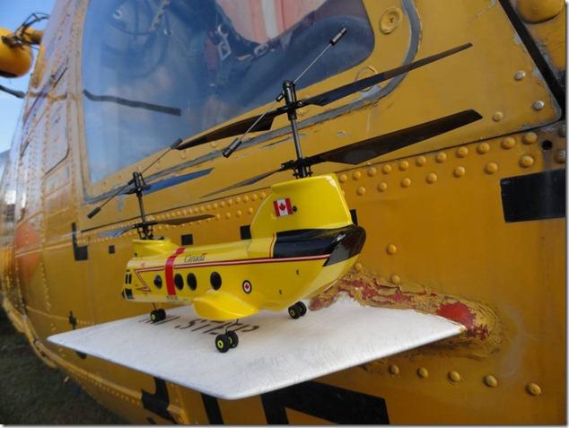 RCAF Labrador search and rescue