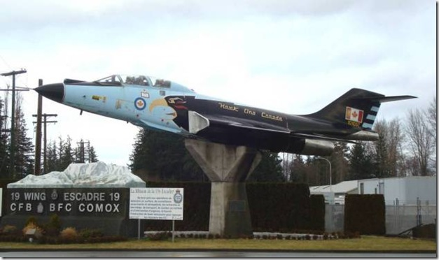 Comox,CAFM,museum,19 Wing,CFB Comox,Air Force,RCAF