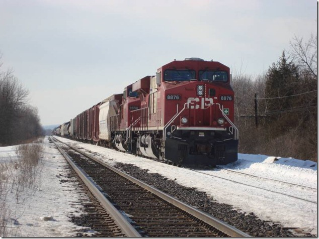 CP Canadian Pacific