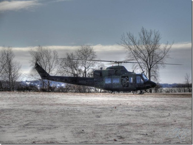 winter medevac