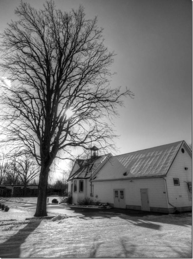 Glen Miller church