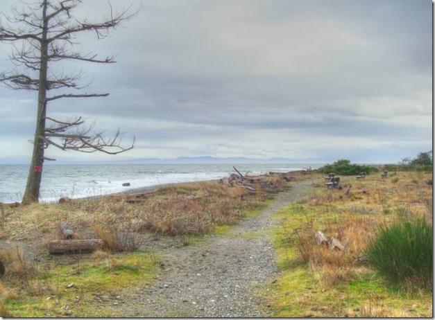 Kin Beach,Provinvial Park,Comox,Vancouver Island