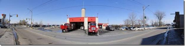 Quinte West Trenton Fire Station 1