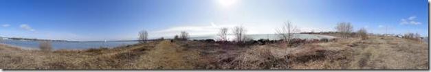 Cobourg,Ontario,Lake Ontario,VR,Virtual reality,Panorama,Panoramic