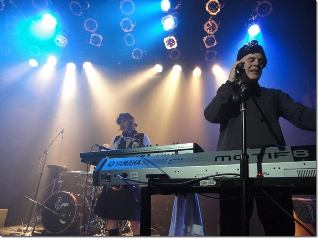 Toronto,Mod Club,music,Thomas Dolby,Time Capsule Tour