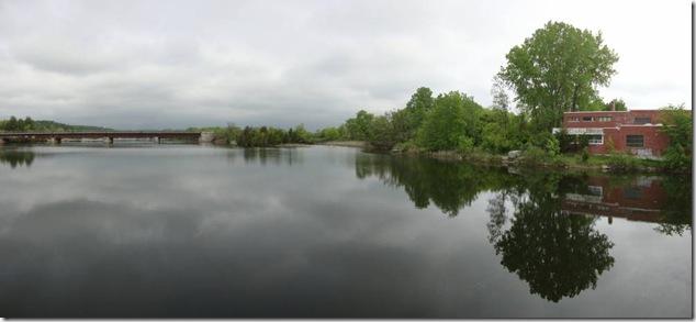 Quinte West,Trent Severn,Canadian National,Trenton,Ontario,history,CN,control dam,mill