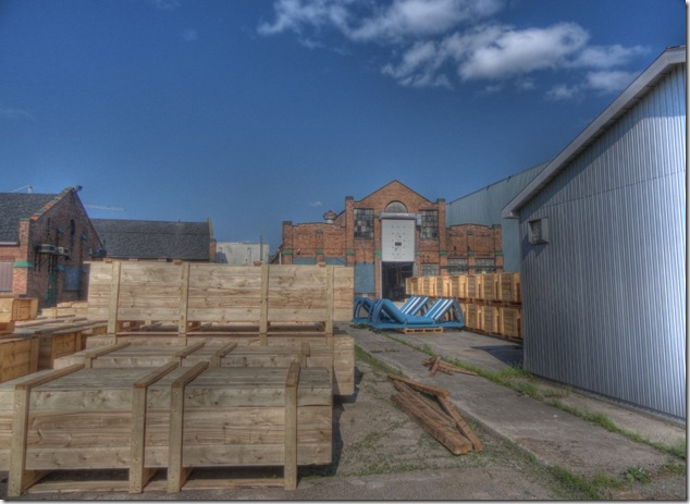 Ontario,Belleville,photography,factory,industrial,movie set