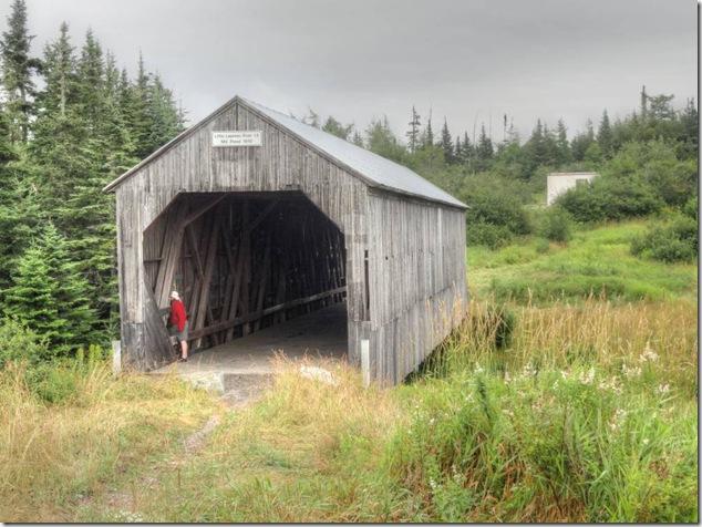 New Brunswick,life,travel,river,Bay of Fundy,Backs Bay,Little Lepreau,covered bridge,Charlotte County