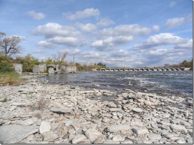 Parks Canada,history,Quinte West,Trenton,Glen Miller,control dam,Trent Severn waterway,Bay of Quinte,Lake Ontario