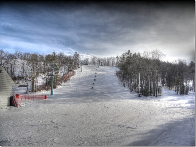 HDR,Batawa Ski Hill,photography,ski,Quinte West,Ontario