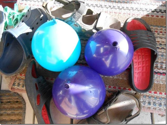 ice lanterns,winter,ice globes
