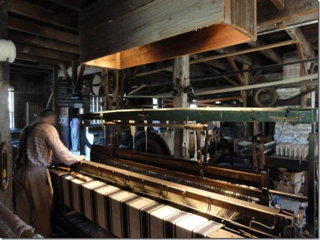 Upper Canada Village,Asselstine's Woollen Factory,history,education,k-12