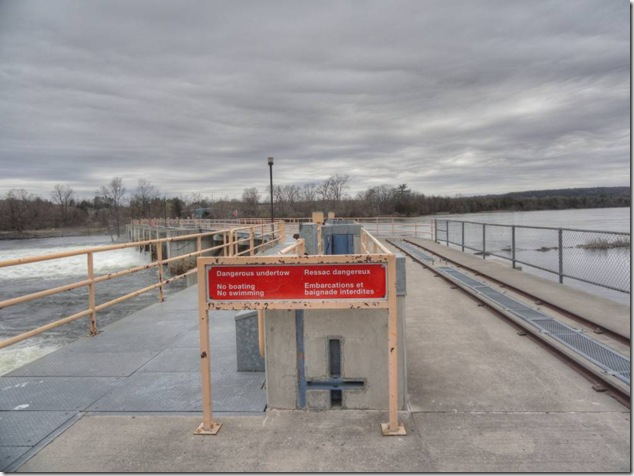 Frankford,OPG,Parks Canada,Water Safety,Trent Severn Waterway,Trent,dam
