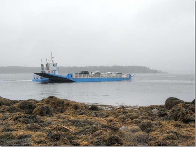 Campobello,New Brunswick,Bay of Fundy,Deer Island, ferry