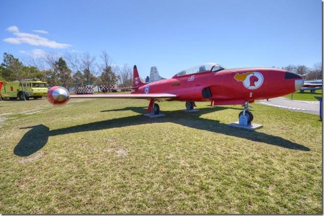 CT-133,Silver Star, Canadair