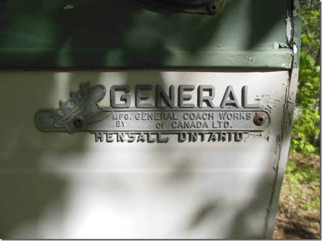 General Coach Works,Hensall,Ontario