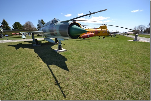 jets,National Air Force Museum of Canada,Quinte West,8 Wing,Trenton,RCAF