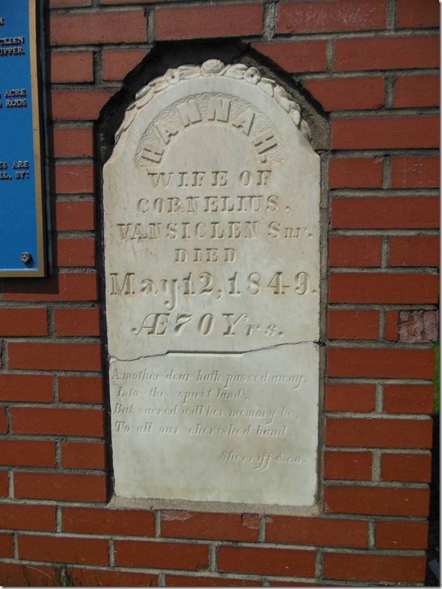 Brighton,Van Sciklen,cemetery,Van Siclens