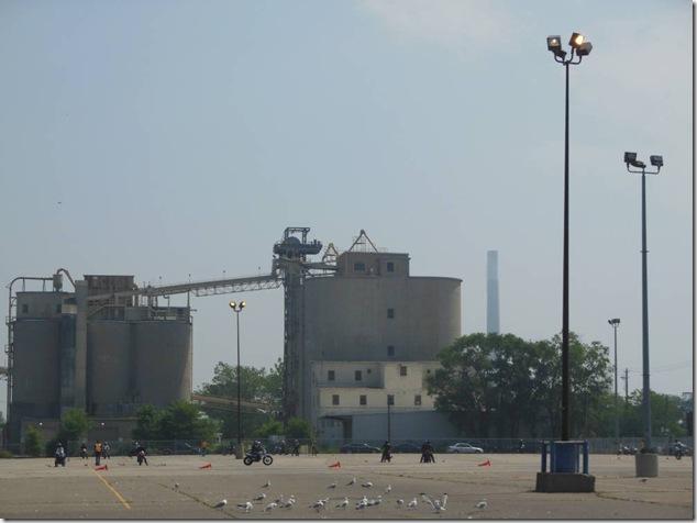 Polson Peir Helipad, Toronto Port Lands,industry,history,Polson Peir