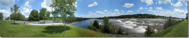 Crowe Bay, Trent-Severn Waterway, National Historic Site,Trent Severn