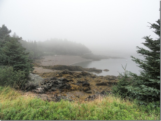Drews Head Lighthouse,Beaver Harbour,New Brunswick