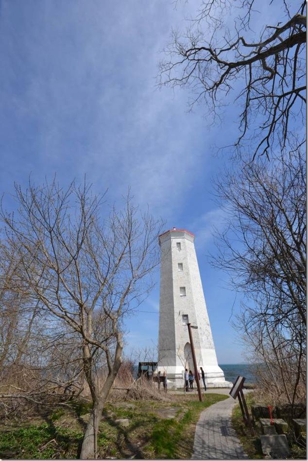 Presqu'ile Provincial Park,lighthouse