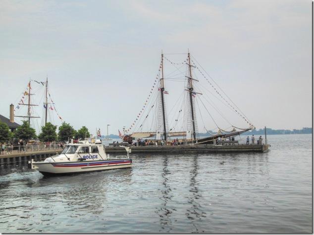 Toronto,tall ships,sail,Lake Ontario