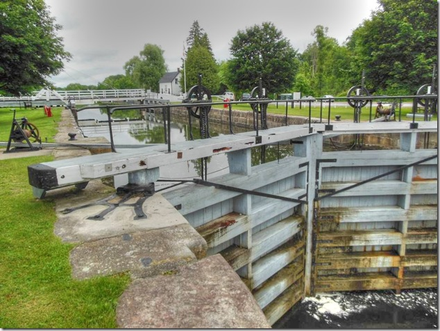 Rideau Canal,Lower Brewers,Lock 45