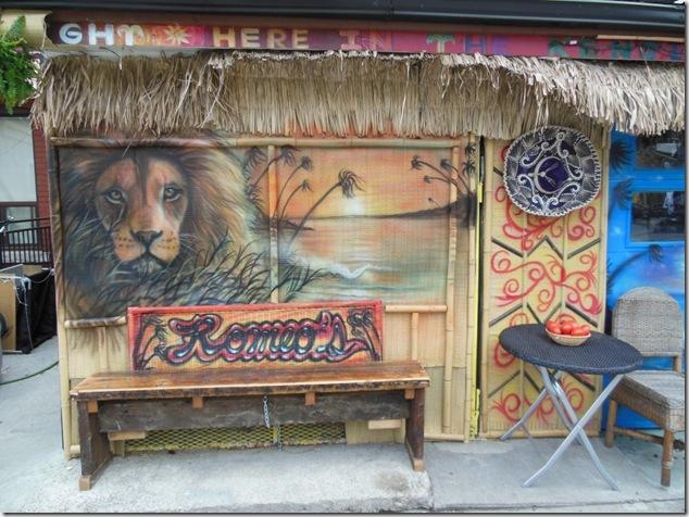 Romeos,Toronto,Kensington Market,Romeo's Juicy Juice Bar