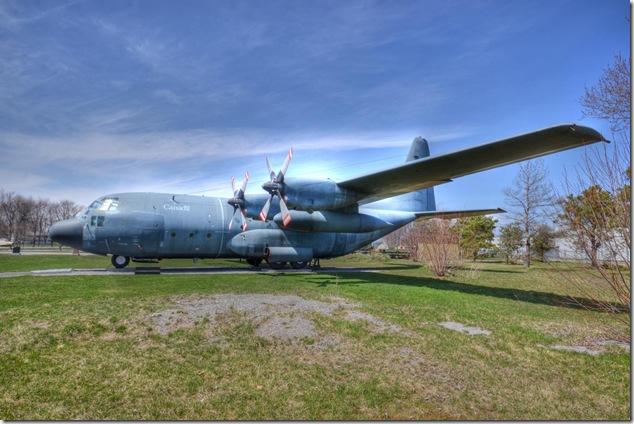 CC-130,Hercules,National Air Force Museum of Canada