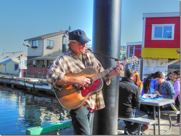 Victoria,Fishemans Wharf,Buskers