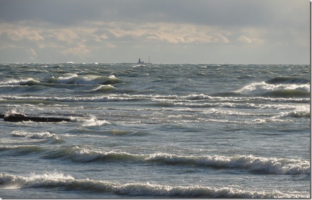 Lake Ontario,Fall,Point Petre,storm,waves